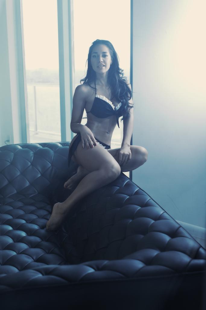 Andrea Calle, octopus studio, bikini1